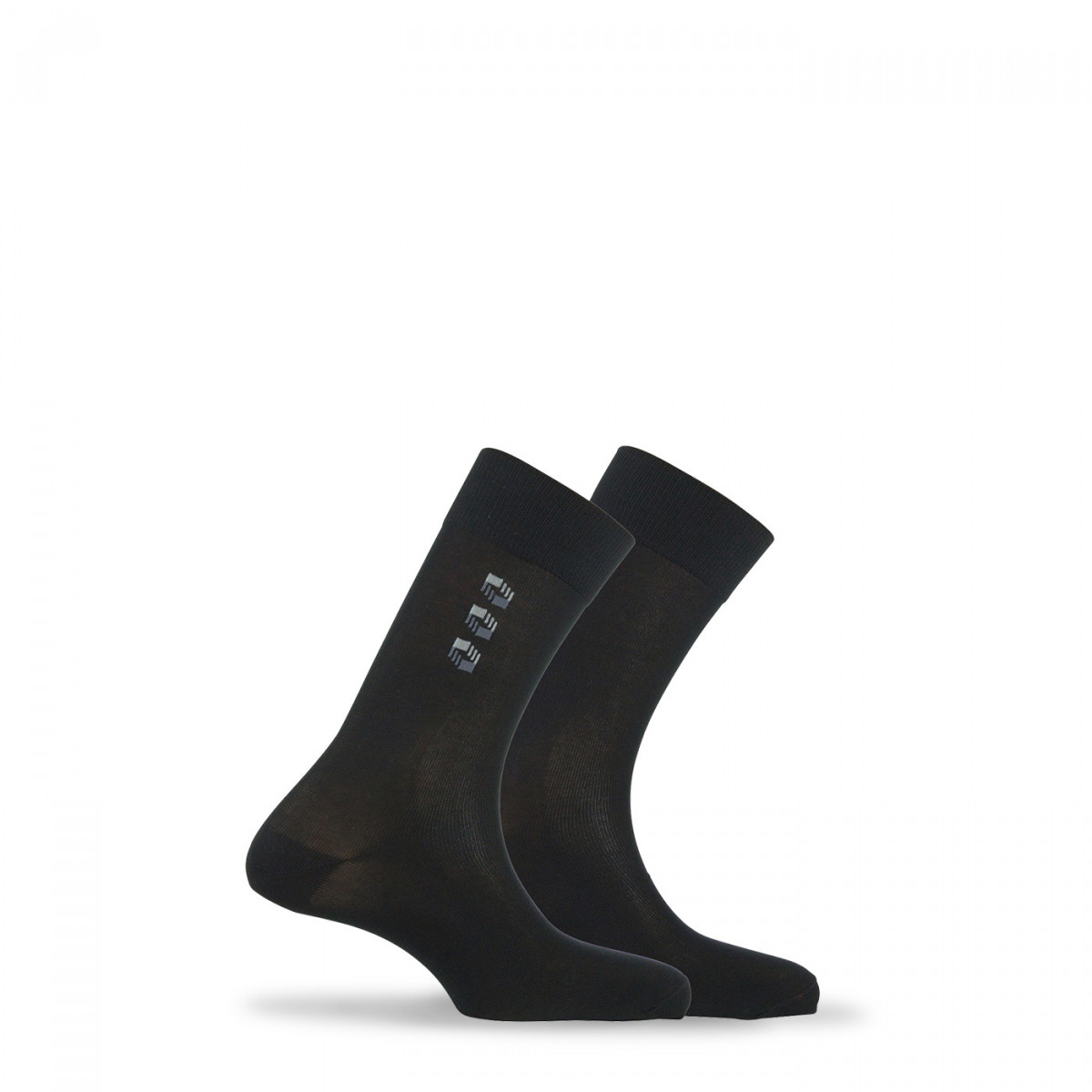 lot de 2 paires de chaussettes fil d 39 cosse chaussettes. Black Bedroom Furniture Sets. Home Design Ideas