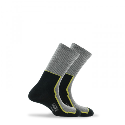 Lot de 2 paires de chaussettes de Travail en coton